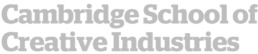 Cambridge School of Creative Industries logo