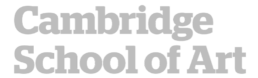 Cambridge School of Art logo